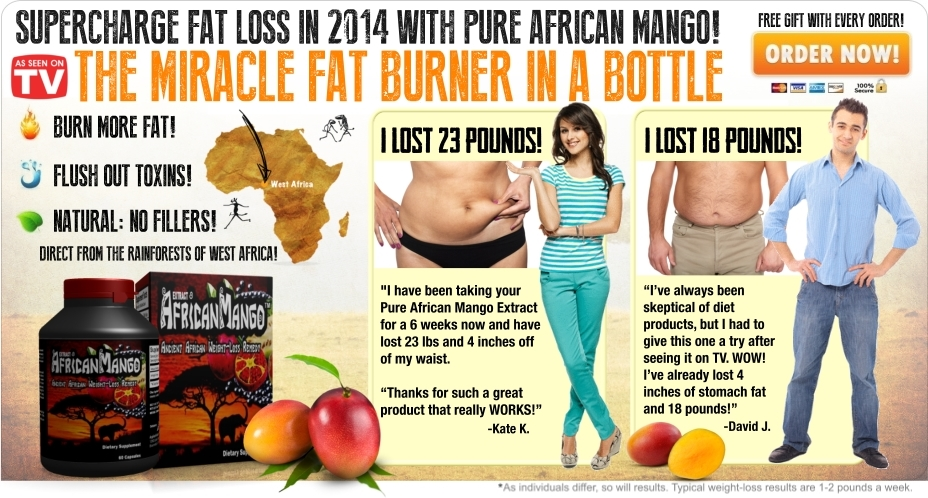 Buy Pure African Mango
